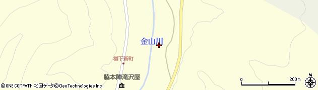 山形県上山市楢下1202周辺の地図