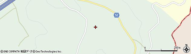 宮城県蔵王町(刈田郡)塩沢(入前)周辺の地図