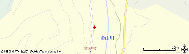 山形県上山市楢下1292周辺の地図