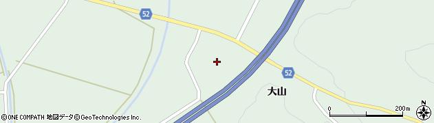宮城県蔵王町(刈田郡)塩沢(天神前)周辺の地図
