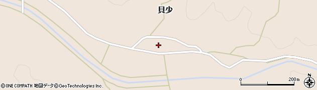 山形県西置賜郡小国町貝少81周辺の地図