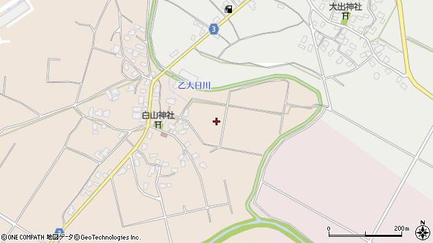 〒959-2608 新潟県胎内市富岡の地図