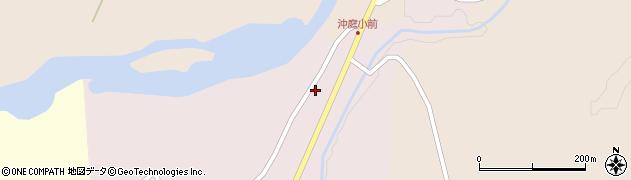 山形県西置賜郡小国町増岡910周辺の地図