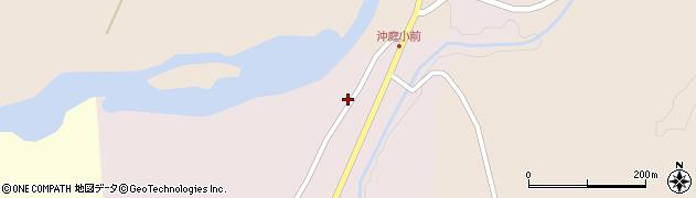 山形県西置賜郡小国町増岡909周辺の地図
