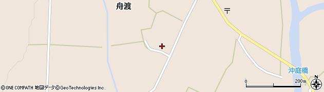 山形県西置賜郡小国町舟渡555周辺の地図
