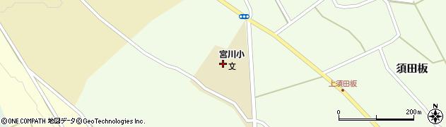 山形県上山市須田板原際784周辺の地図