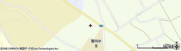 山形県上山市須田板原際739-1周辺の地図