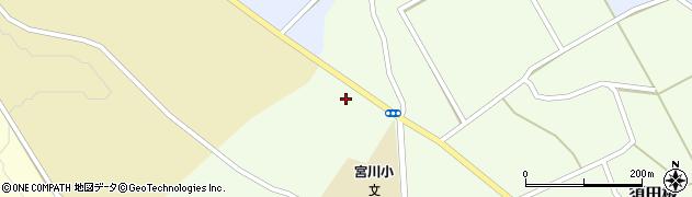 山形県上山市須田板775周辺の地図