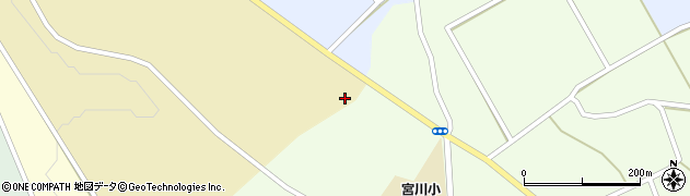 山形県上山市牧野2489周辺の地図