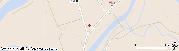 山形県西置賜郡小国町若山485周辺の地図