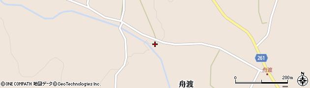 山形県西置賜郡小国町舟渡729周辺の地図