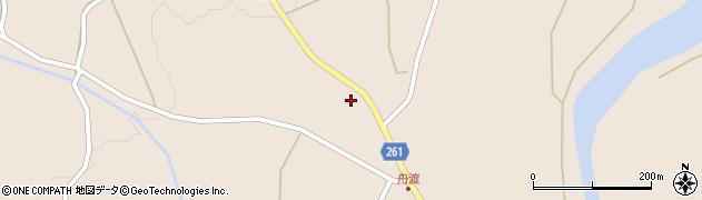 山形県西置賜郡小国町舟渡422周辺の地図