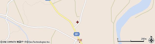 山形県西置賜郡小国町舟渡281周辺の地図