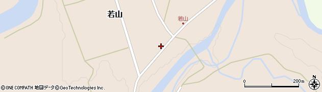 山形県西置賜郡小国町若山325周辺の地図