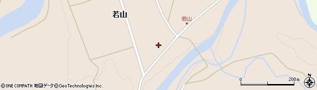 山形県西置賜郡小国町若山494周辺の地図