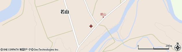 山形県西置賜郡小国町若山320周辺の地図