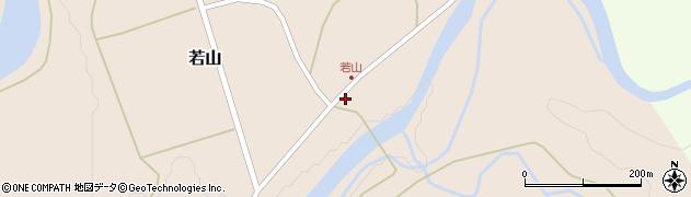 山形県西置賜郡小国町若山289周辺の地図