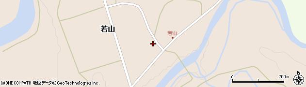 山形県西置賜郡小国町若山321周辺の地図