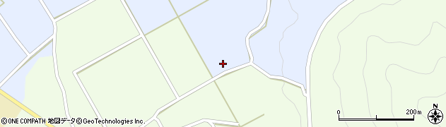 山形県上山市須田板330周辺の地図