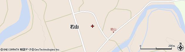 山形県西置賜郡小国町若山335周辺の地図