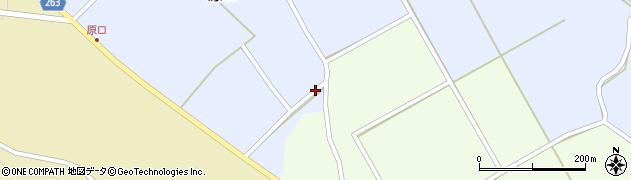山形県上山市原口491周辺の地図