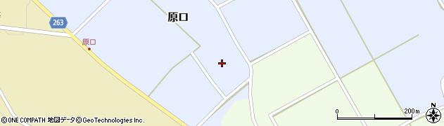 山形県上山市原口482周辺の地図