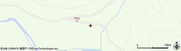 山形県西置賜郡小国町古田103周辺の地図