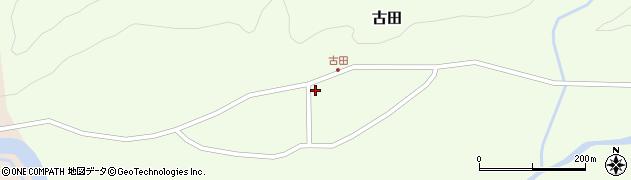 山形県西置賜郡小国町古田383周辺の地図
