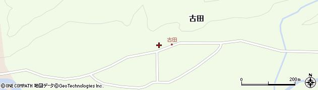 山形県西置賜郡小国町古田386周辺の地図