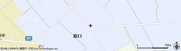 山形県上山市原口942周辺の地図