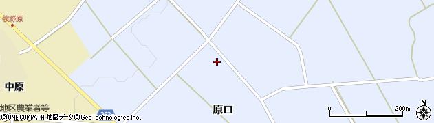 山形県上山市原口438周辺の地図