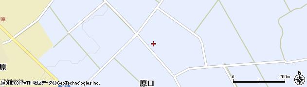 山形県上山市原口611周辺の地図