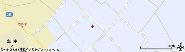 山形県上山市原口111周辺の地図