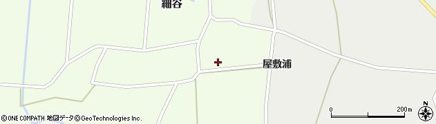山形県上山市細谷227周辺の地図