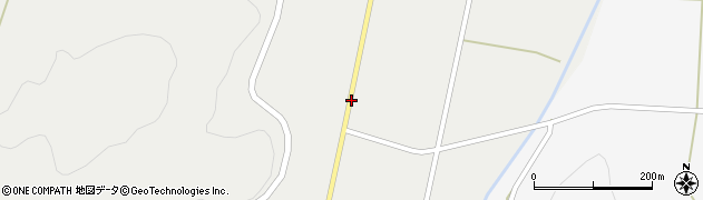 山形県上山市小穴38周辺の地図