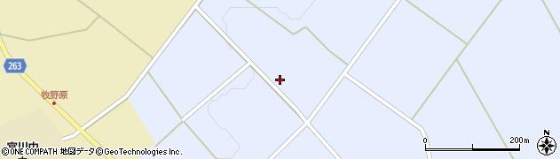 山形県上山市原口8周辺の地図