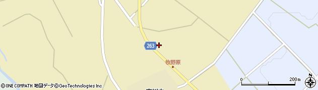 山形県上山市牧野竹原1759周辺の地図