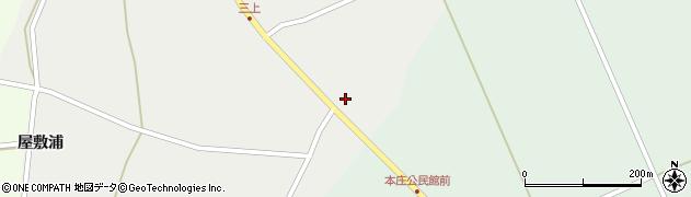山形県上山市三上高野1061周辺の地図