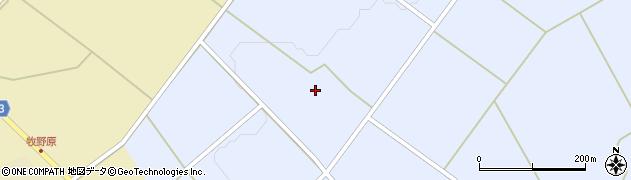 山形県上山市原口1周辺の地図
