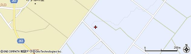 山形県上山市原口22周辺の地図