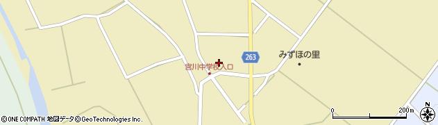 山形県上山市牧野1567周辺の地図