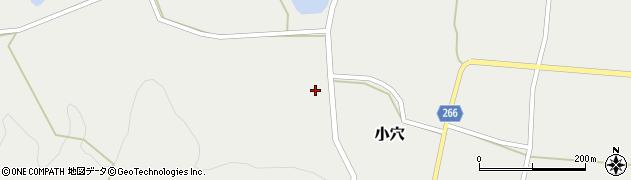山形県上山市小穴1303周辺の地図