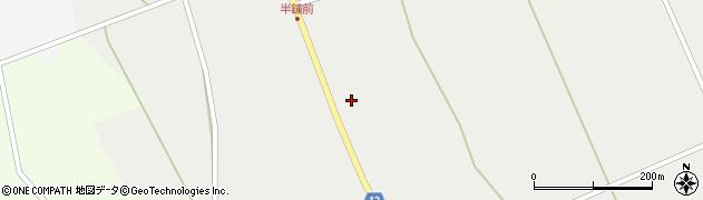 山形県上山市相生81周辺の地図