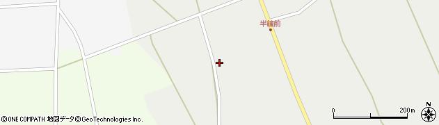 山形県上山市相生屋裏806周辺の地図