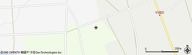 山形県上山市細谷1651周辺の地図