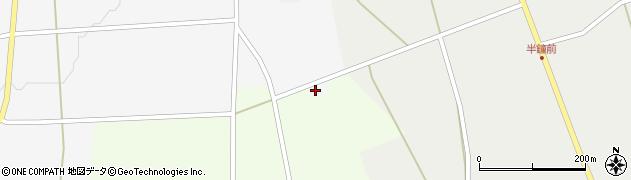 山形県上山市阿弥陀地上原909周辺の地図