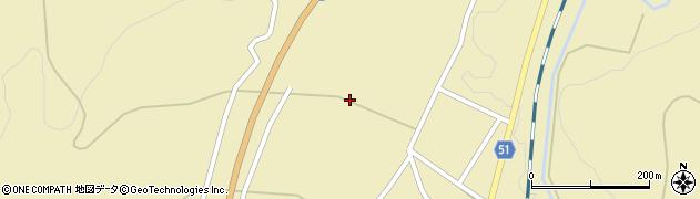 山形県上山市中山2405周辺の地図
