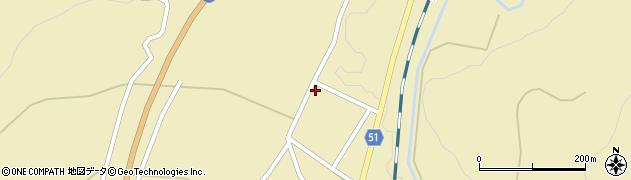 山形県上山市中山2776周辺の地図