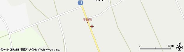 山形県上山市相生屋敷69周辺の地図