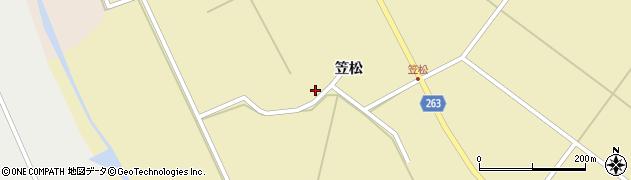 山形県上山市牧野3周辺の地図